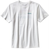 Patagonia Line Logo Cotton T-Shirt