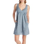 Patagonia Island Hemp Crossover Dress - Women's