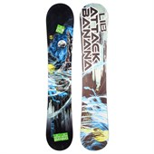 Lib Tech Attack Banana EC2BTX Snowboard - Used 2014