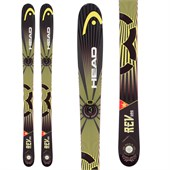 Head Rev 105 Skis 2014
