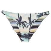 Billabong La Isla Tropic Reversible Bikini Bottom - Women's