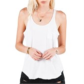 Volcom Lived In Over Dye Tank Top - Women's