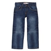 Levi's 505 Regular Fit Jeans (Ages 4-7) - Little Boys'