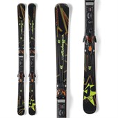 Nordica Fire Arrow 84 EDT Skis + N PRO EVO Bindings 2014