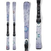 Nordica Cinnamon Girl Skis + N ADV P.R. EVO Bindings - Women's 2014