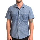 Roark Le Patio Short-Sleeve Button-Down Shirt
