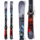 Nordica The Ace Jr Skis - Little Kids' 2014