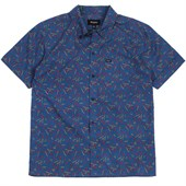 Brixton Cadet Short-Sleeve Button-Down Shirt