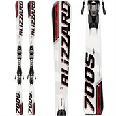 Blizzard Power 700 S IQ Skis + Power11 Bindings 2014