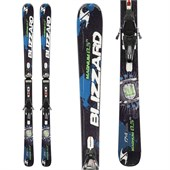 Blizzard Magnum 8.5 TI Skis + Power12 Bindings 2014