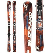 Blizzard Magnum 8.0 TI Skis + Power12 Bindings 2014