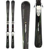 Blizzard Viva 600 FS IQ Skis + Power 11 Bindings - Women's 2014