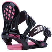 Ride LXH Snowboard Bindings - Women's 2015