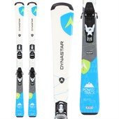 Dynastar PowerTrack 4x4 Skis + Team 4 QS Bindings - Big Kids' 2014