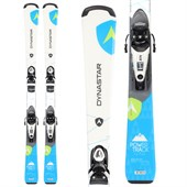 Dynastar PowerTrack 4x4 Skis + NX10 Demo Bindings 2014