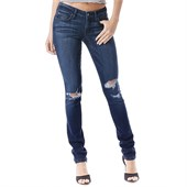 Level 99 Lily Skinny Straight Jeans - Women's