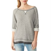 Alternative Apparel Raglan Pullover Sweatshirt - Women's