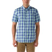 Vans Milton Short-Sleeve Button-Down Shirt