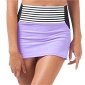 Seea Leucadia Skirted High Waist Bikini Bottom - Women's