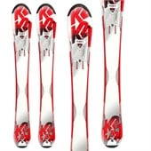 K2 Strike Skis - Big Kids' 2012