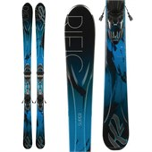 K2 Superific 76 Skis - Women's 2014