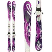 K2 SuperSweet 74 Skis - Women's 2014