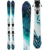 K2 SuperSmooth 72 Skis - Women's 2014