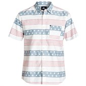 Quiksilver Merican Short-Sleeve Button-Down Shirt