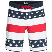 "Quiksilver 40oz of July 20"" Boardshorts"