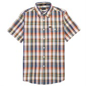 Matix Kleaver Short-Sleeve Button-Down Shirt