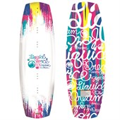 Liquid Force Dream Wakeboard - Big Girls' 2015
