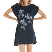 Obey Clothing Abstract Tulip Dress - Women's
