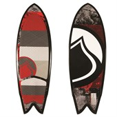 Liquid Force Fish Wakesurf Board + Handle 2015