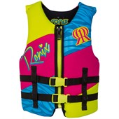 Ronix August Wakeboard Vest - Big Girls' 2015