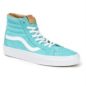Vans Sk8-HI Reissue CA Leather Shoes - Women's