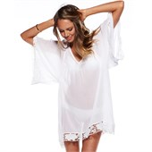 L Space Offshore Caftan Cover Up - Women's
