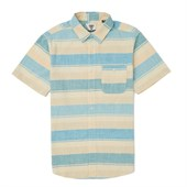 Vissla Channels Short-Sleeve Button-Down Shirt