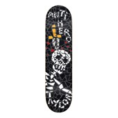 Anti Hero Taylor Santihero 8.28 Skateboard Deck