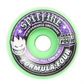 Spitfire Formual Four Conical Shape 99a Skateboard Wheels
