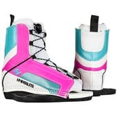 Hyperlite Remix Jr. Wakeboard Bindings - Big Girls' 2015