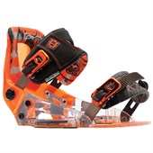 Byerly Wakeboards System Wakeboard Bindings 2015
