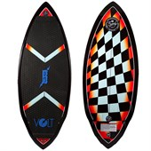 Byerly Wakeboards Volt Wakesurf Board 2015