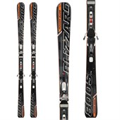 Blizzard Power 800 S Skis + Power 12 Bindings 2014