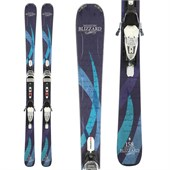 Blizzard Viva 8.0 Skis + Power 11 Bindings - Women's 2013