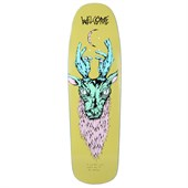Welcome Lawrence Elk 9.5 On Slappy Slap Skateboard Deck