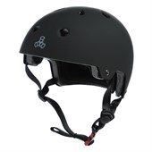 Triple 8 Brainsaver w/ EPS Skateboard Helmet
