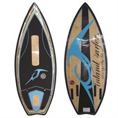Inland Surfer Sweet Spot Wake Surfboard 2015