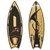 Inland Surfer Swallow V2 Wake Surfboard 2015