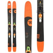 Rossignol Super 7 Skis + FFG 12 Demo Bindings - Used 2013