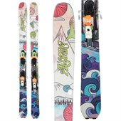 Atomic Century Skis + FFG 12 Demo Bindings - Used - Women's 2012
